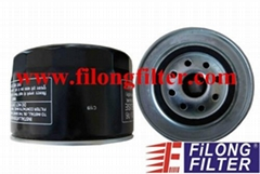 279018130106 , 2790 1813 0106 , FILONG Oil Filter FO-90012 For  TATA
