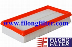 FILONG Manufactory FILONG Air Filter  C2987 LX993 CA10252 8200459849 7701047417 FA-7017