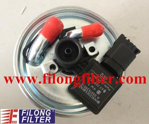 6460920701 6460920601 6460920201 WK842/23X KL228/2D H278WK FILONG Filter  FF-117 installed sensor