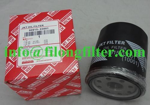 JKT FILTER - Oil filter 90915-10001,90915-03001