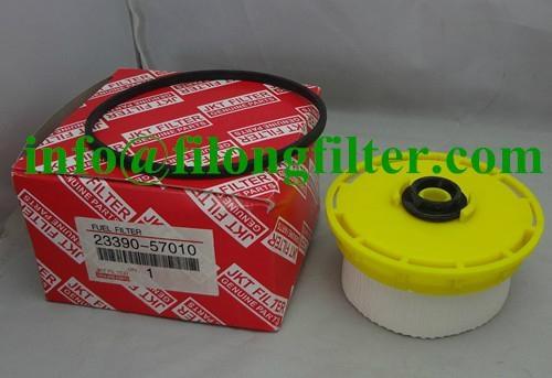 JKT FILTER - Fuel filter 23390-57010