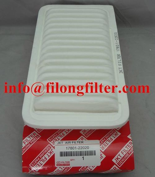 JKT FILTER - Air filter 17801-22020