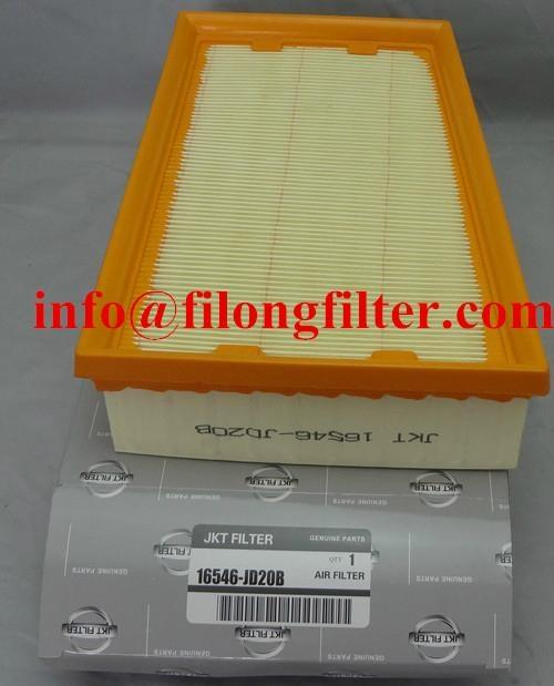 JKT FILTER - Air filter  16546-JD20B