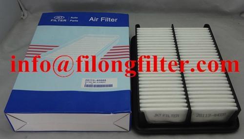 JKT FILTER - Air filter 28113-4H000
