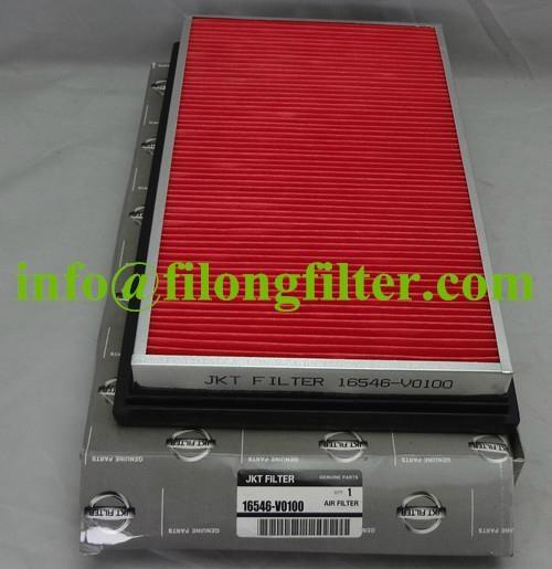 JKT FILTER - Air filter 16546-V0100