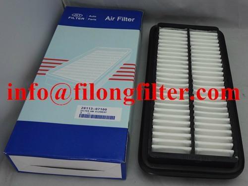 JKT FILTER - Air filter  28113-07100