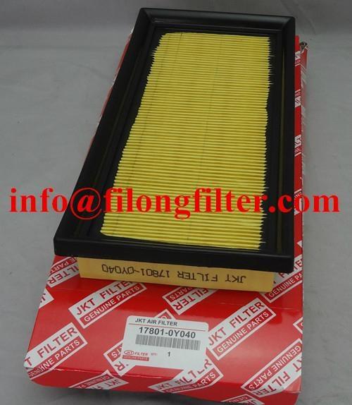 JKT FILTER - Air filter  17801-0Y040