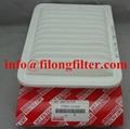 JKT FILTER - Air filter  17801-21050