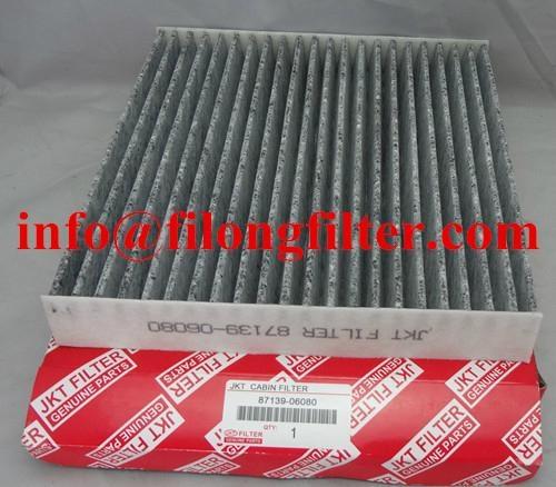 JKT FILTER - Cabin filter  87139-06080
