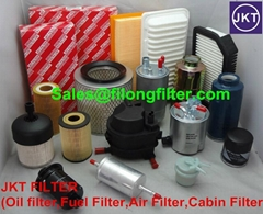 JKT FILTER Supplier In China    JKTFILTER    JKT FILTERS