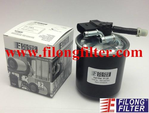 FILONG Manufactory Fuel Filter  FF-129,A6510901652 WK820/9,WK820/17