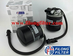 FILONG Filter FF-121 6510901552 WK820/8 and FF-128  6420920401  WK9014Z
