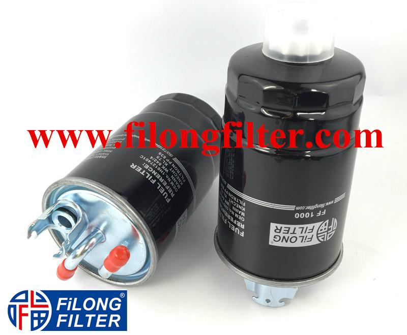 FILONG Fuel Filter 1H0127401C, KL75 ,WK842/4,H70WK05, PS5938 FILONG Filter FF-1000 FOR VOLKSWAGEN