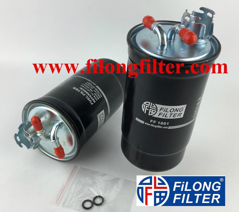 FILONG Fuel Filter 1J0127401,1J0127401A ,1J0127401B,WK853/3X, KL147D,H70WK08,FILONG Filter FF-1001