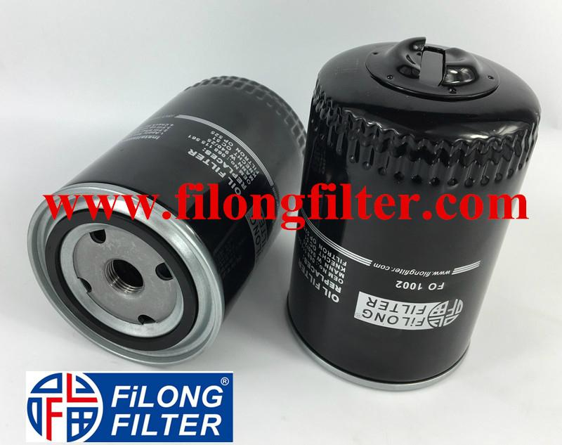 FILONG Oil Filter W940/25 028115561E 068115561A 068115561B 068115561C 068115568B  FILONG FO1002
