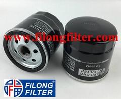 FILONG Manufactory FILONG Automotive Filters Oil Filter W712/22 650401 H90W03 FILONG Filter FO2000A,