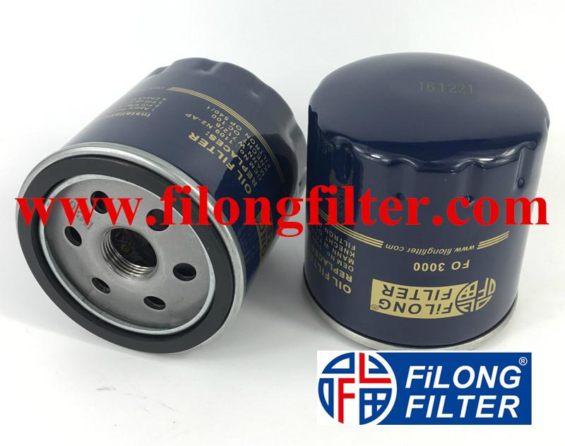 FILONG Oil filter W712/8 OC100 H20W02 1109N2 LS867B 71736158 FILONG Filter FO3000 For PGUGEOT