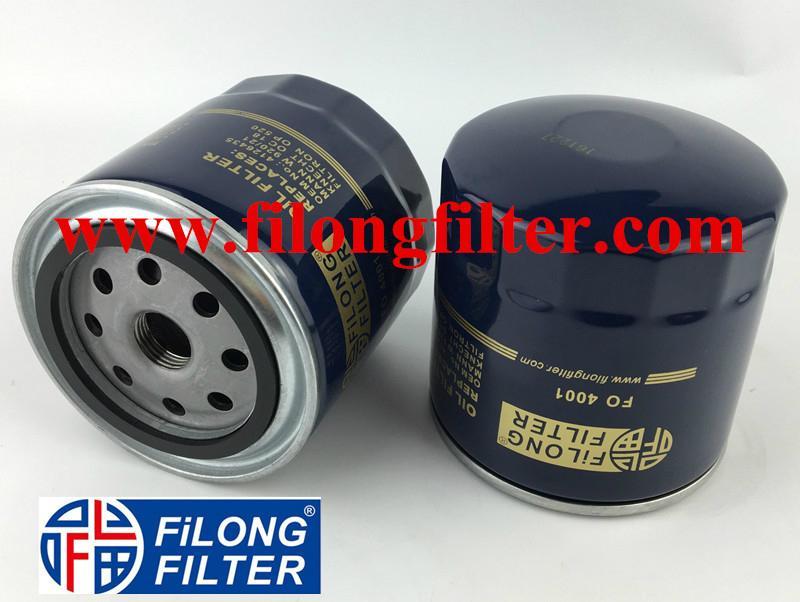 FILONG Oil Filter W920/21 PH2809 5940899 60507080 4158728 4286050 FILONG Filter FO4001 for FIAT