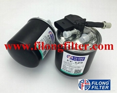 FILONG Fuel Filter FF-129   WK820/9  A6510901652  WK820/17 for Mercedes-Benz car