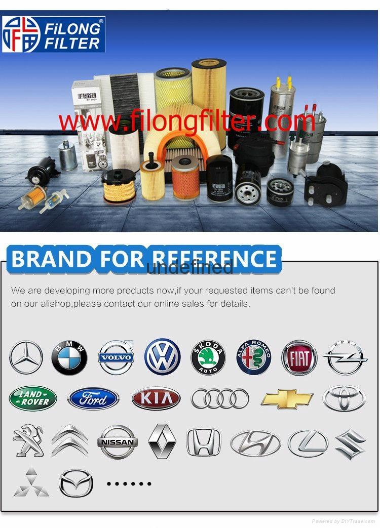 BK2Z-6731-B  BK2Q6714AA  EJ6GA1448 9808867880 FILONG Oil Filter For FORD 6