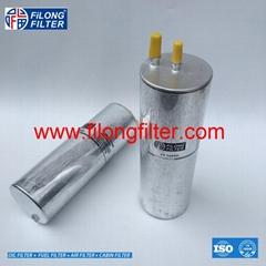 7H0127401D WK8020 KL229/2 H327WK FILONG Fuel Filter FF-1008D FOR VOLKSWAGEN