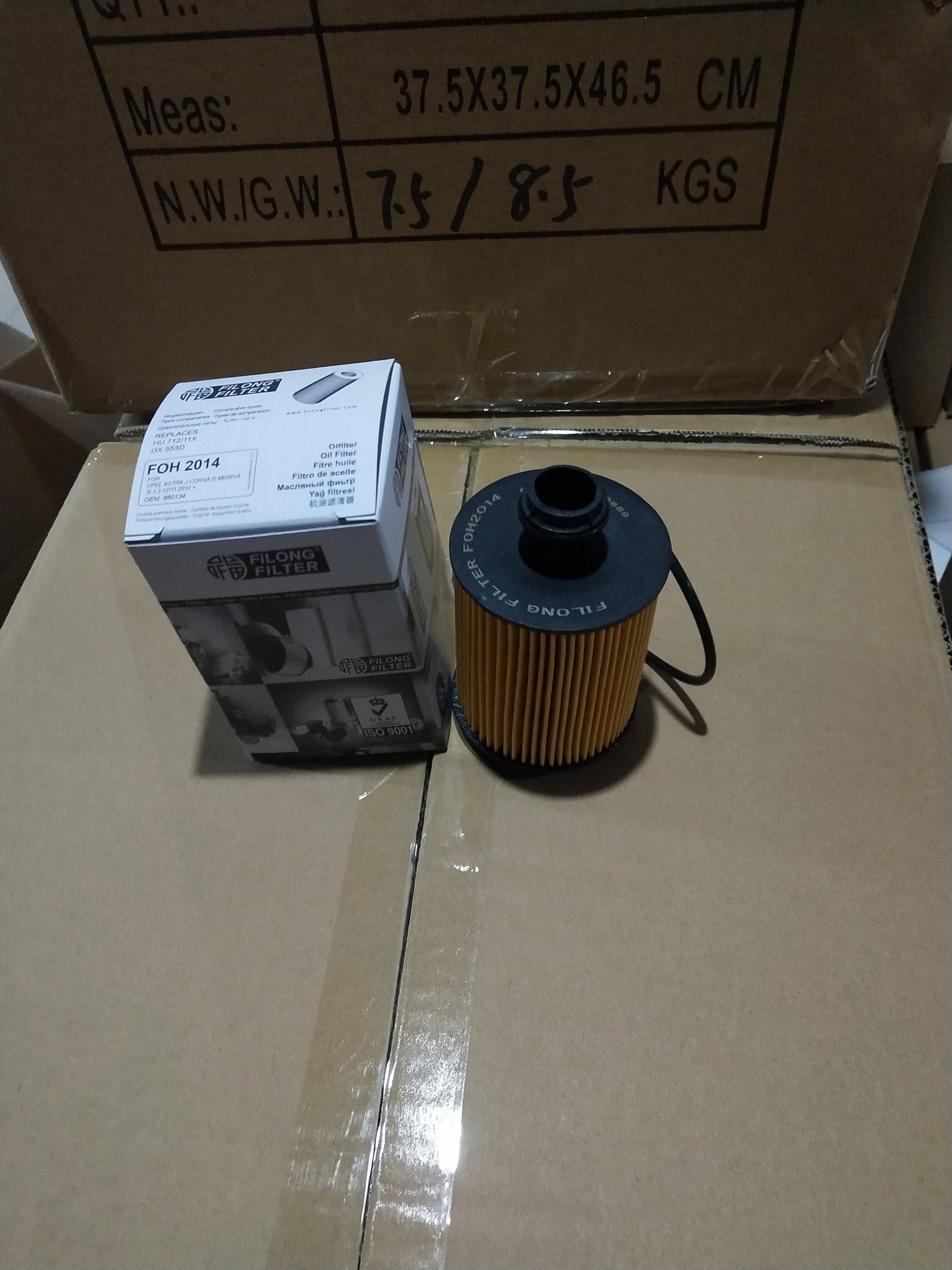 HU712/11x OX553D  OE682/2 E157HD227  55207208 CH10623ECO ELH4390 FOP241 WL7464 55206816  FILONG Filter FO-4008 for FIAT 55214974 71751114 71751127 71751128 1109CJ