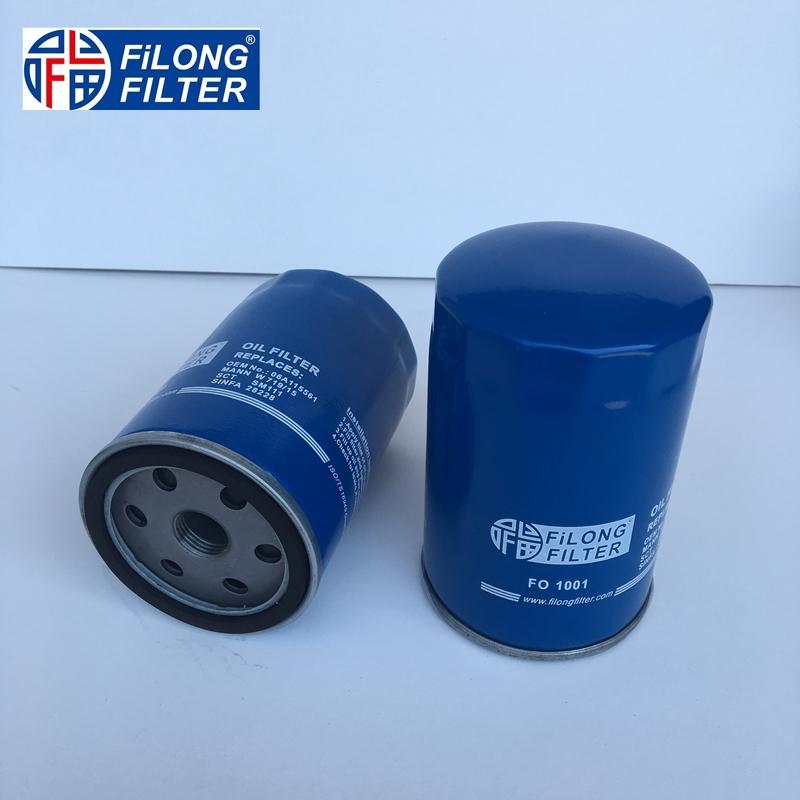 FILONG Filter Manufactory FO-1001,06A115561, W719/30,OC264,H14W27 034115561A, 06A115561, 06A115561B, 06A115561E, 078115561K, 1JM115561BZ