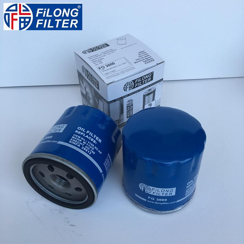 FILONG Filter Manufactory FO-3000 1109N2  LS867B W712/8 1109AK  1109AP  OP540/1 H20W02 PH4703 SM113