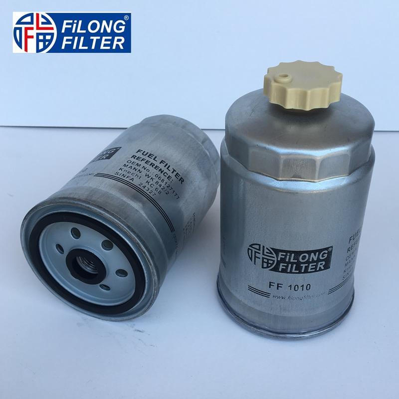 FILONG Filter Manufactory FF-1010 068127177  WK842/2 KC68 PP837  P8043 H70WK02 KC68 ELG5204 ST390