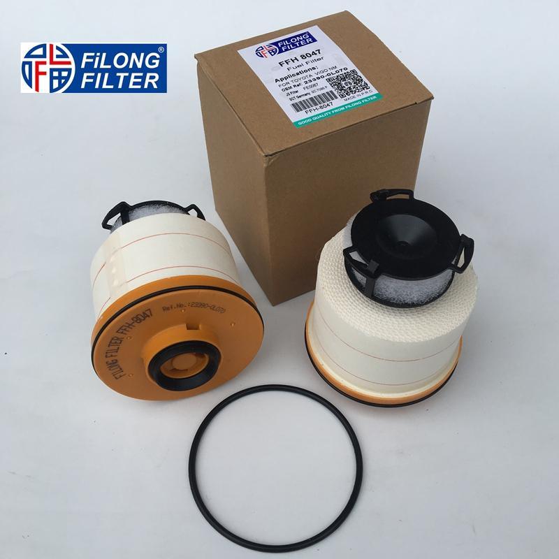FILONG Fuel Filter FFH-8047 233900-OL070  233900-0L070 PU938X 233900OL070 233900-0L070 233900L070 23390-0L090 233900L090