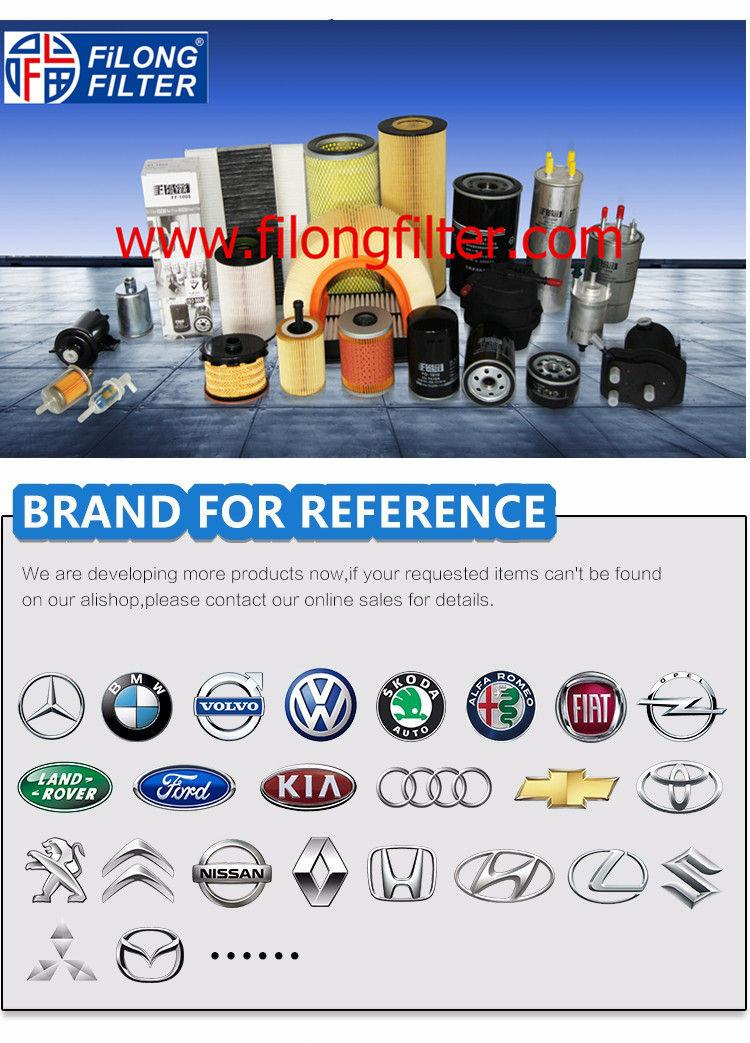 FILONG manufacturer high quality Hot Selling Oil filter FOR NISSAN  FOH-9010 15208-AD200 HU819/1x OX192D OE669 CH9432ECO E23HD81 SH4763 152085M300  15208AD200 15208AD20A 15208AD300 15208BN31A  OE669