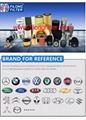 FILONG manufacturer Oil Filter  for ISUZU FO-308 8-97049708-1 8-94430983-0   7