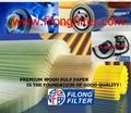 FILONG Fuel Filter for VW FF-1023 WK69/2 KL156/3 6Q0201051A/C(4.0bar, PP836/4 H155WK