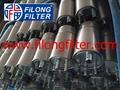 FILONG Fuel Filter  FOR FIAT 77363657  WK853/21 KL567  PS10042  ELG5327