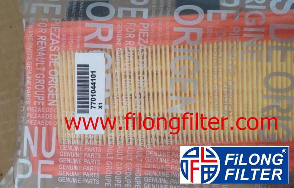 FILONG Manufactory FILONG Air Filter  C2987 LX993 CA10252 8200459849 7701047417 FA-7017