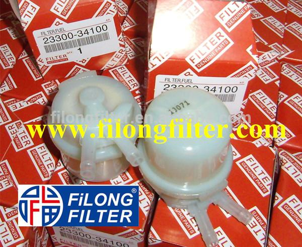 FILONG manufacturer high quality Gas Filter   23300-34100