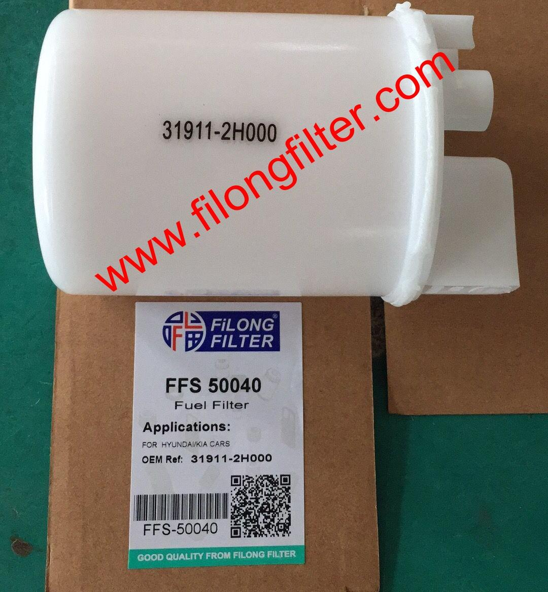 FILONG Manufactory Intank Filter  FFS-50015 31911-2H000 31112-2H000 31910-2H000