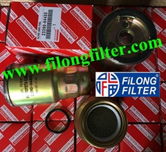 FILONG Manufactory For TOYOTA Fuel filter 23390-64450 WK720/2X KC100 23390-33010