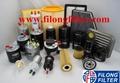FILONG Manufactory For HYUNDA Oil filter  For KIA Oil filter  26300-2Y500 26300-02500