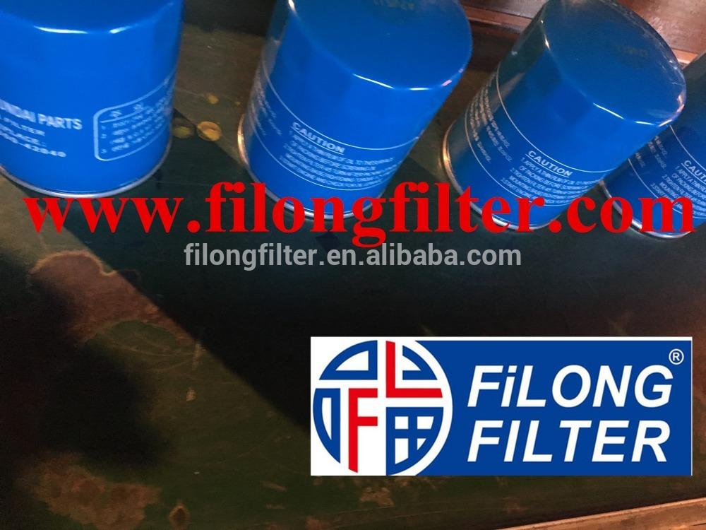 FILONG Manufactory For HYUNDA Oil filter  26300-42040 26300-42010 26330-4X000 OP632/4  PH10127 W930/26  SM5091