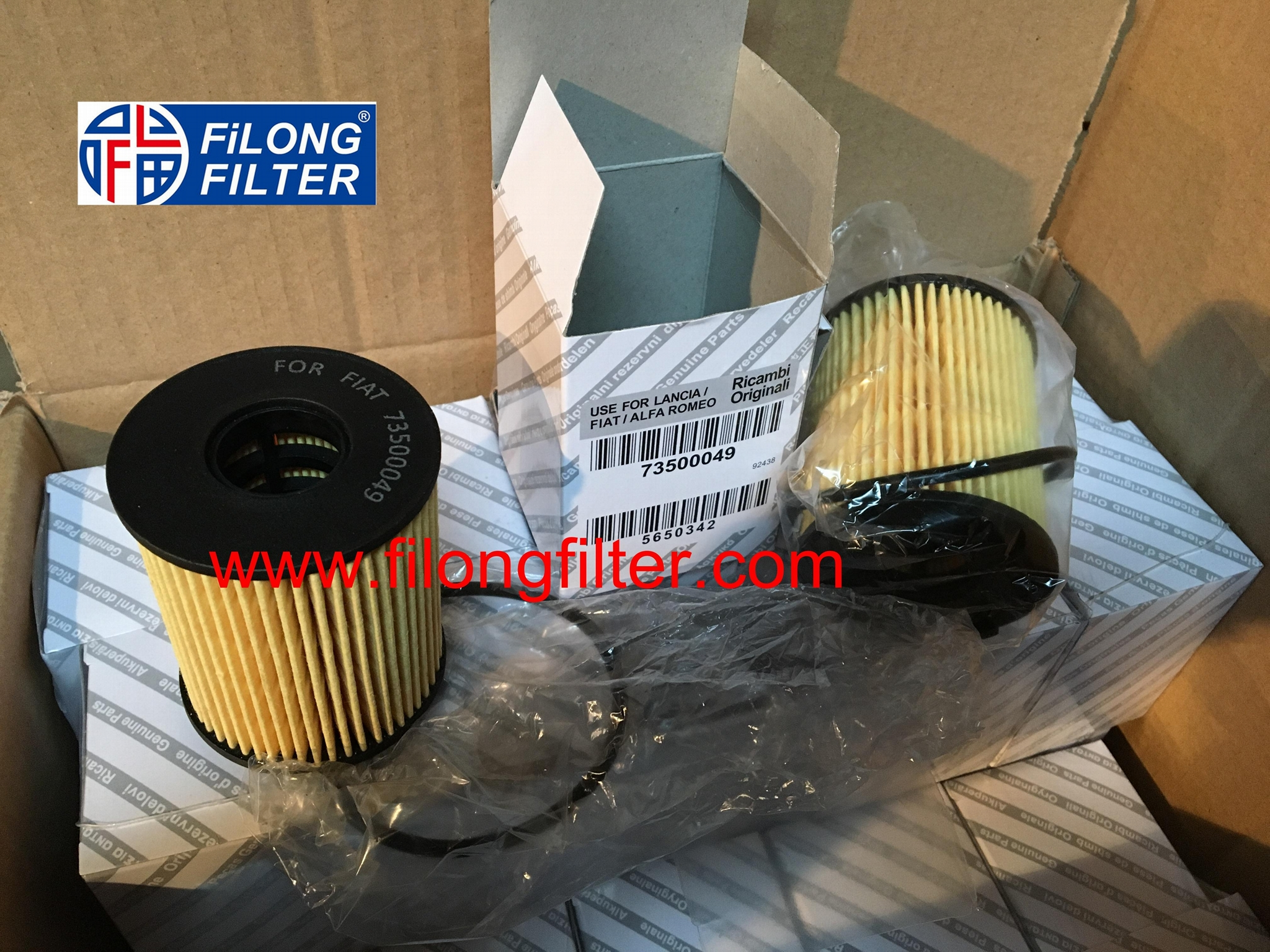 FILONG Manufactory For FIAT Oil filter HU713/1X 6000626333, 71765460, 71773176, 73500049 55245952, 55599959, 93177787, 95516104 5650342, 650190, 650206 	68091826AA, 68091827AA 68094002AA, 71769641 1565248, 9S516731C1A 1651185C00, 1651185C00000, 1651185E00, 1651185E00000 CH9713ECO E60HD110 OX371D, OX371DECO  SH4794P