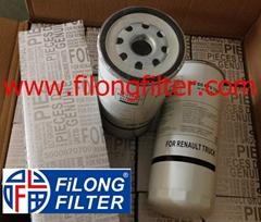 FILONG Manufactory For RENAULT Oil filter 500670700 466634-3
