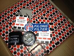 FILONG Manufactory For DAIHATSU Oil filter 15601-87702 15601-87703 16510-87702