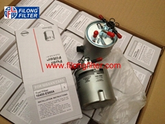 FILONG Manufactory For NISSAN Fuel filter 16400-ES60A 16400-3XN1A  5001869788