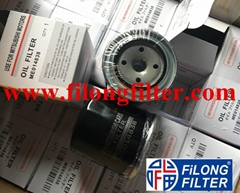 FILONG Manufactory For Mitsubishi Oil filter  FO-70009 ME014838