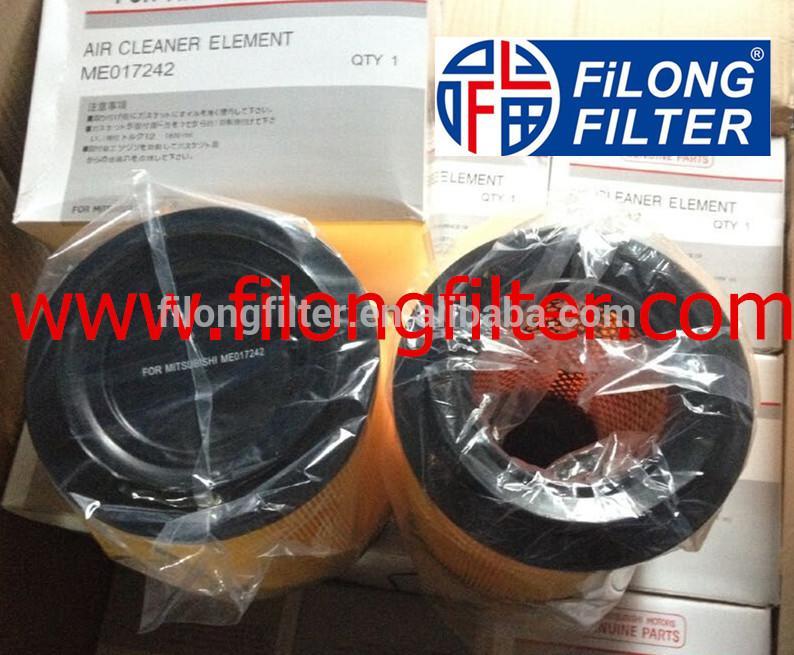 FILONG Manufactory For MITSUBISHI Air filter MD62084, ME017242, ME292262 ME294400  MT017242  AY120MT012,AY120MT025  AF-25438 SB3165