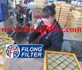 FILONG Manufactory For RENAULT Air filter 7701034705 1444K1 AR282 CA5308 E346L LX329 C16113 EL3413 A935 A27952 SB675  S3630A
