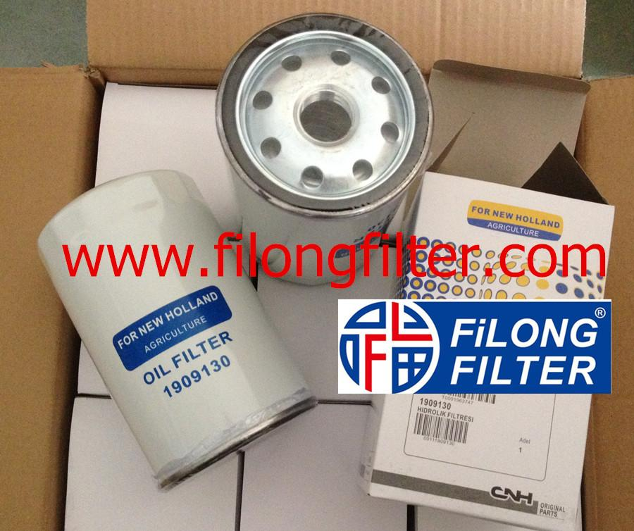 FILONG Manufactory Supplier FOR NEW HOLLAND Oil Filter 1909130