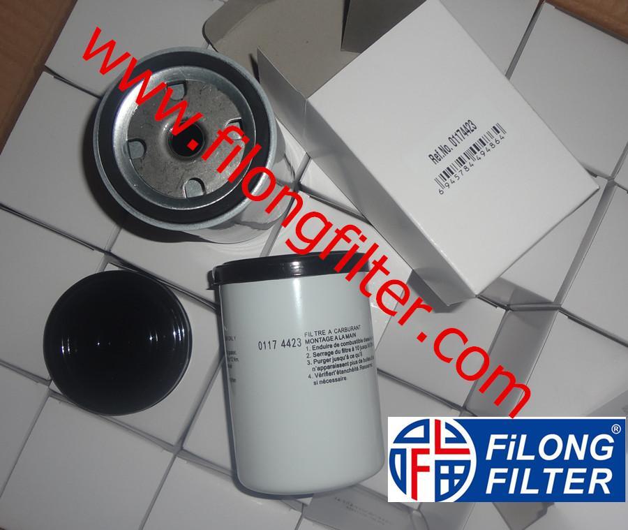 FILONG Manufactory Supplier For DEUTZ Fuel filter 0174423