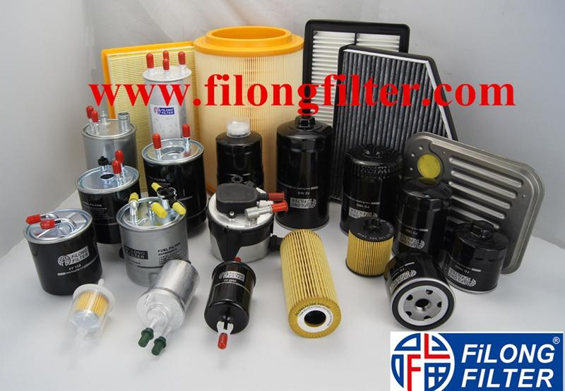 FILONG Manufactory Supplier For MAHLE FILER  Oil filter OX388D OX388DECO  CH10759ECO  OE688  E115H01D208, E115HD208  HU7008z